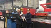 First company in Europe gets ALPHA V with automized part sorting